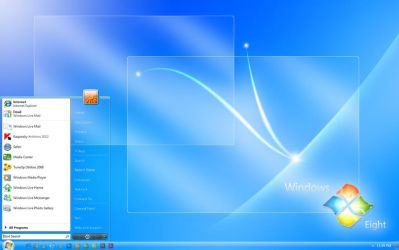 My Windows 7 by sunwarp