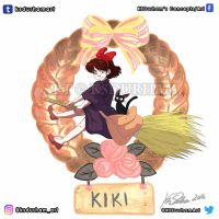 Kiki's Delivery Service (Redraw) by GZ-Iconic-Ent