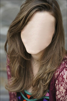 Cherami Leigh Faceless 2 by LtNeelie