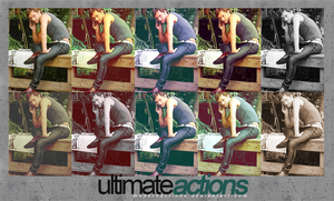 action 022 by ModernActions
