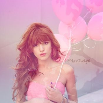 Bella Thorne by MyMuseTwilight