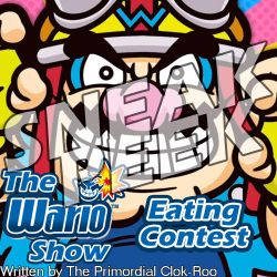 'The Wario Show' scrapped preview (fan-made) by Clok-Roo