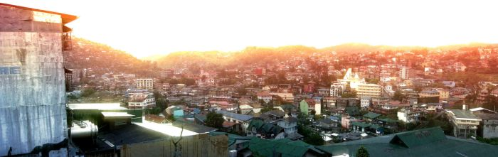 STI Baguio Panorama by Mikeinel