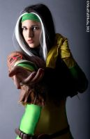 Rogue's Touch by JeanneKilljoy