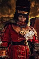 Vostroyan Firstborn: Warhammer 40000 cosplay by alberti