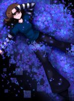 Blue Fall by Hero-of-Awesome