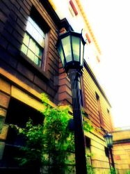 Lancaster Lampost by AdrianaDesigns
