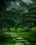 Fantasy Bg 77 by Moonglowlilly