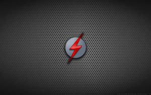 Wallpaper - Kid Flash 'Stealth Mode' Logo by Kalangozilla