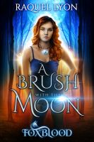 A Brush With The Moon by RebeccaFrank