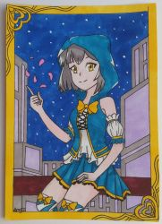 Postcard - Starry Sky by Angiii2-9