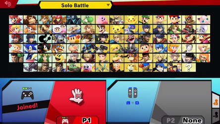 Super Smash Bros. Ultimate Dream Roster by NirokentheHedgehog