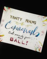 Trinity Realms Carnaval Invitation by ReoAkamine