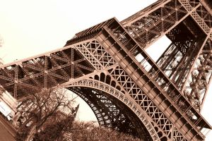 la tour eiffel by TuNages