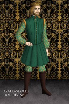 Narnian formal wear- Peter by loverofbeauty