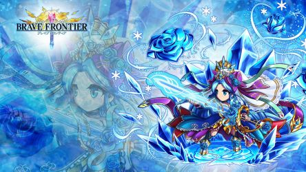 Brave Frontier - Selena (7 Star) by blackfilter