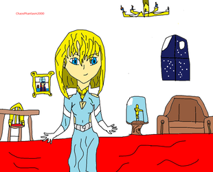 A dress of formality by ChaosPhantasm2000