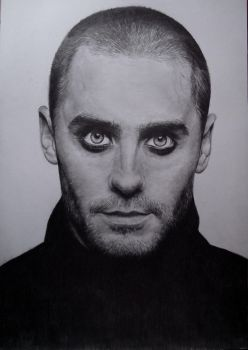 jared leto by momojj