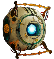 Steampunk Wheatley by Homemade-Happiness