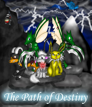 The Path of Destiny by racingwolf