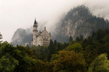 Neuschwanstein by billsabub
