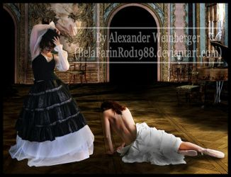 Dance with the dead by BelaFarinRod1988