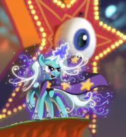 The All-Seeing Eye Of Trixie -version 2- by DocWario