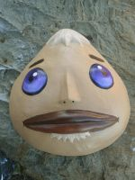 Goron Mask 3.0 by meanlilkitty
