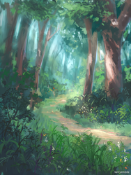 background practice 12 by kareyare