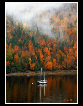 Autumn Anchor by FantomDroppings