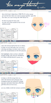 [mmd] face merge tutorial!! by madeIine