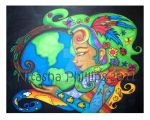Mother Earth _colored by Tanis711