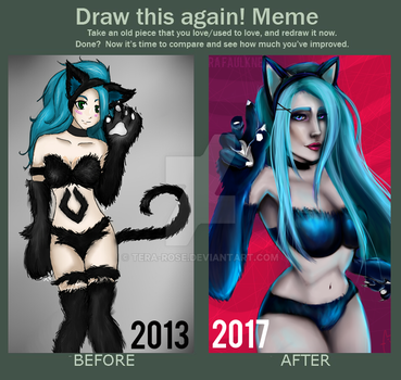 Draw Again by Tera-Rose