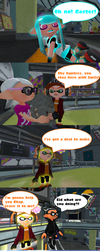 The rise of Inkclone and Issac page 11 by 123emilymason