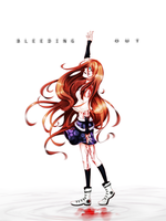Bleeding Out by BunMuffin