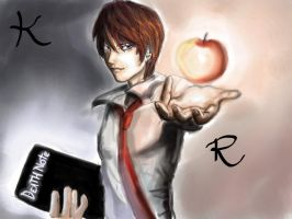 Death Note_Lord Kira by Daria91