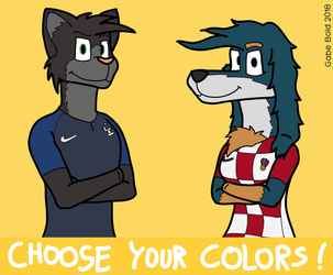 The Finalists by GabeBold