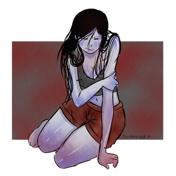 Breaking me down by Nymphatole