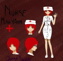 Nurse MaryAnn by QueenSwany