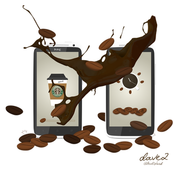 Android Version: Coffee Bean by SilentWard