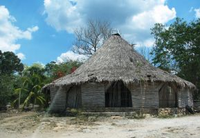 Mexican Home by ItsAllStock