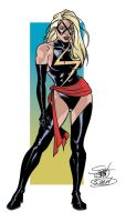 Ms Marvel by ScottCohn