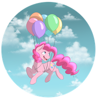 Up in the Air by StarRighzer