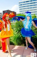 Legendary Birds of Harmony by Double-A-Cosplay