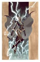 Asgardian Storm by ZurdoM