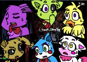 EverLastINGnight FNAF by MiracleGirl234