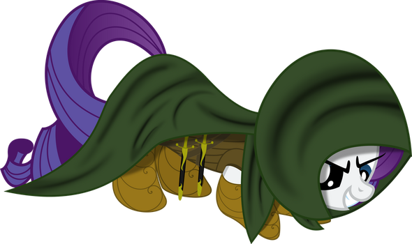 I was sneaking... by lightningtumble