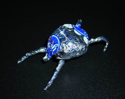 York Peppermint Patties Crab by euphoricallydead