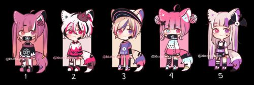 $1 SB adopt auction | CLOSED by khatto-adopts