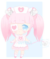 Lovely Nurse Jinglie CLOSED THANK YOU by Owbun